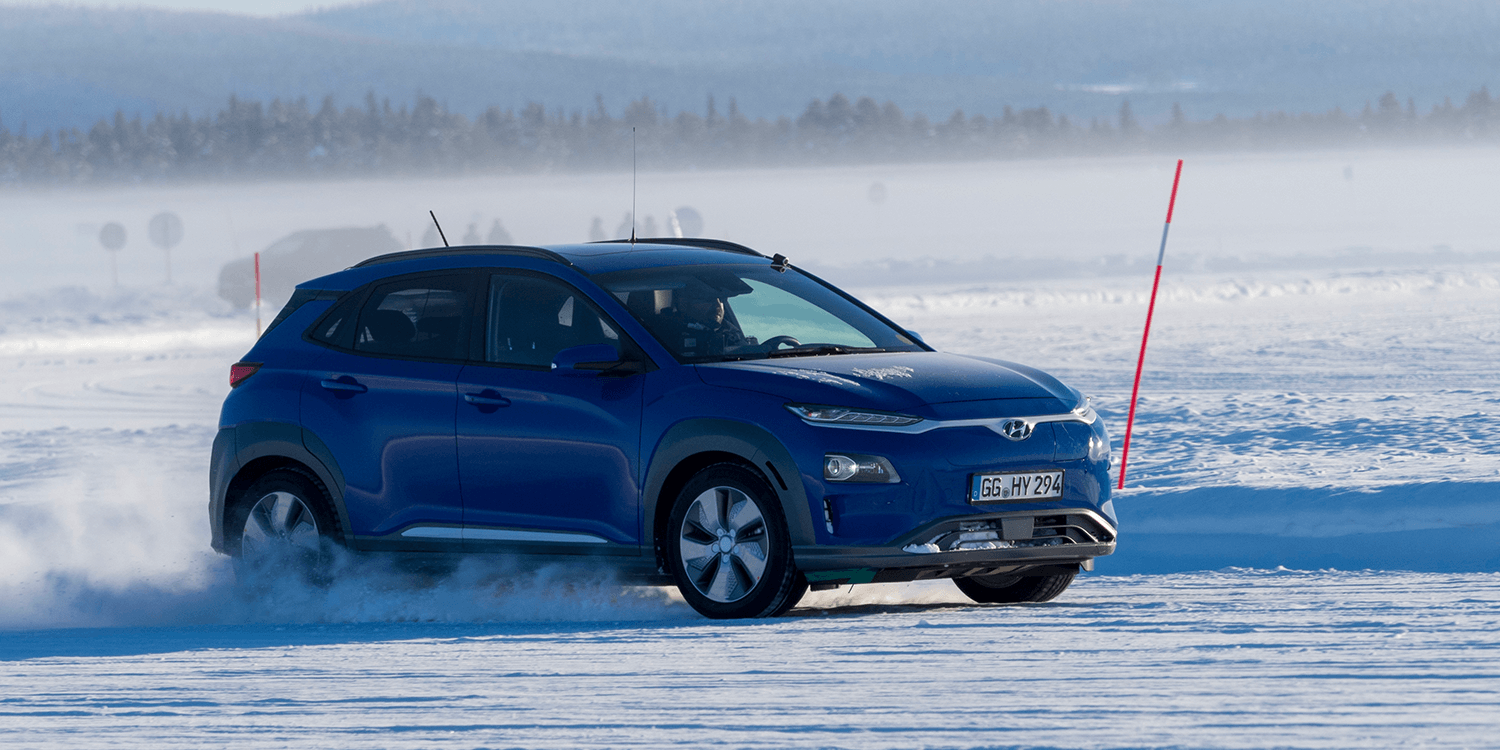 norway hyundai kona ev sales hit triple the year 39 s target. Black Bedroom Furniture Sets. Home Design Ideas