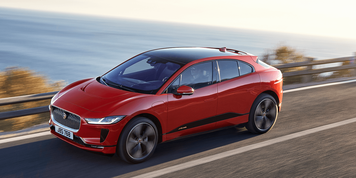 Jaguar I Pace Receives Royal Approval Electrive Com