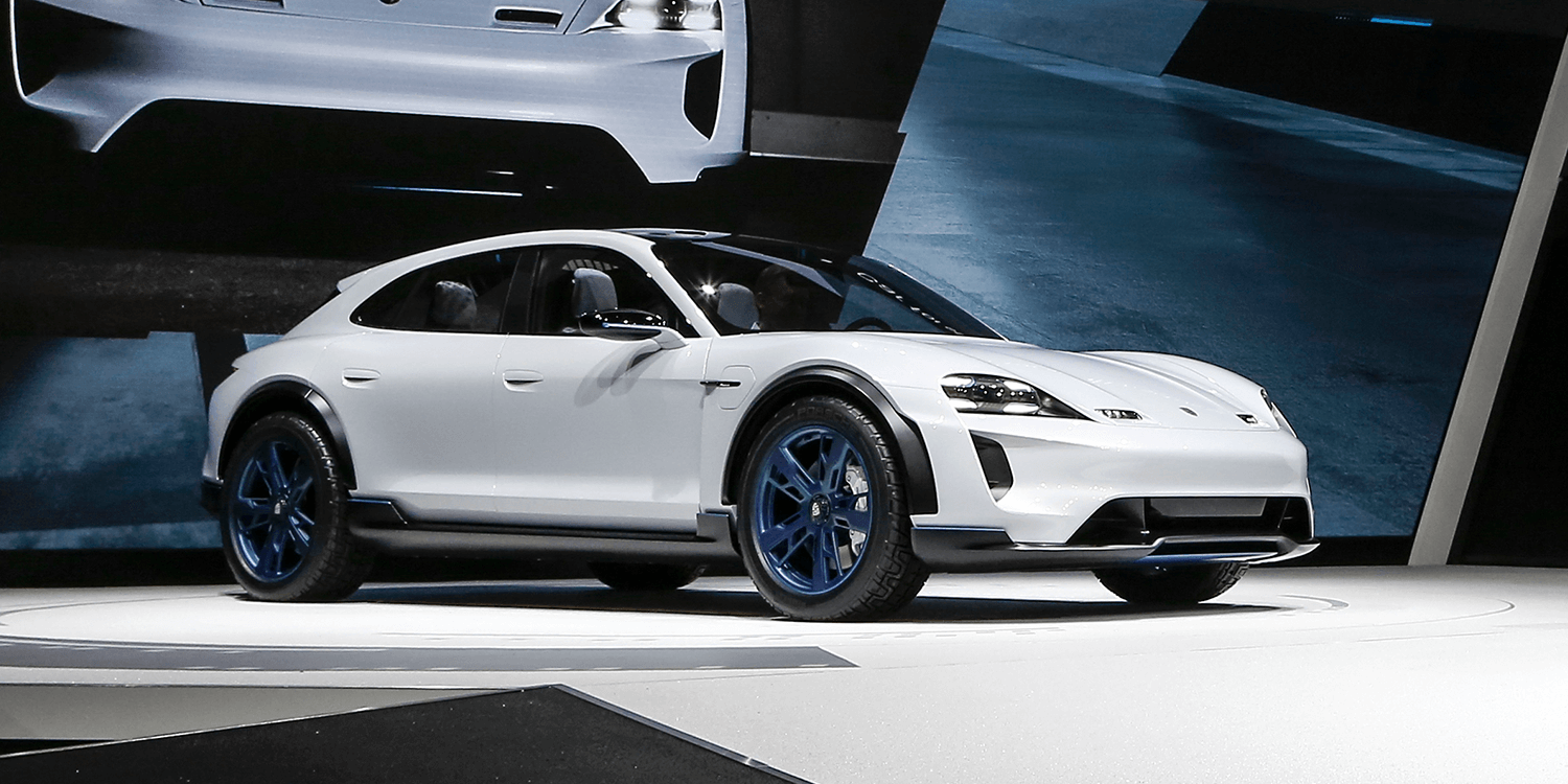 Porsche Postpones Taycan Cross Turismo Launch To 2021 Electrive Com