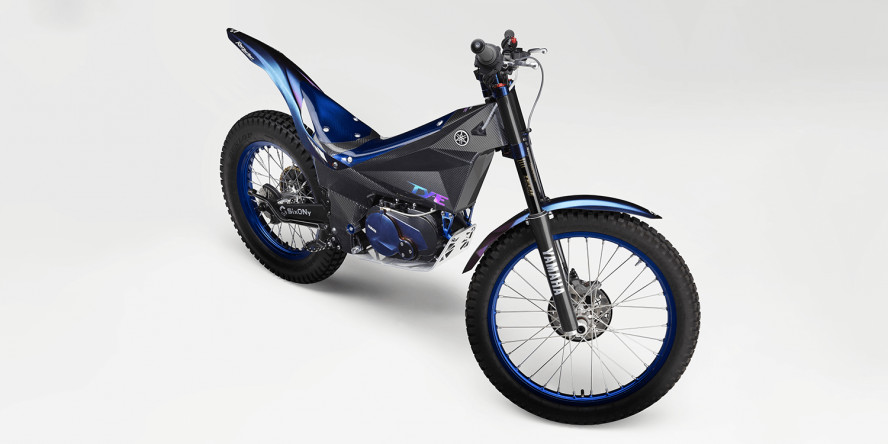 yamaha to compete with off road bike in fim trial e cup. Black Bedroom Furniture Sets. Home Design Ideas