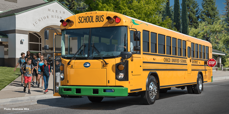 Blue Bird Bus >> Blue Bird Electric School Buses Now Fully Certified Electrive Com