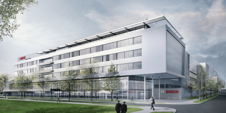 bosch begins building 1bn chip factory in dresden. Black Bedroom Furniture Sets. Home Design Ideas
