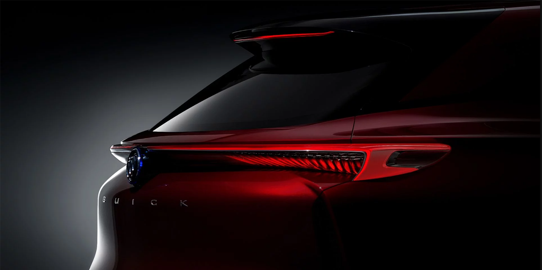 Buick Enspire Concept Symbolbild