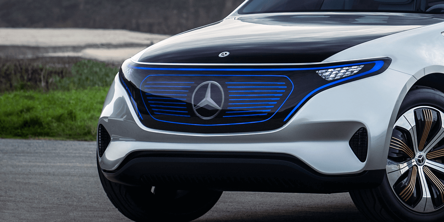 Mercedes To Expand Eq Family By Two New Sedans Electrive Com