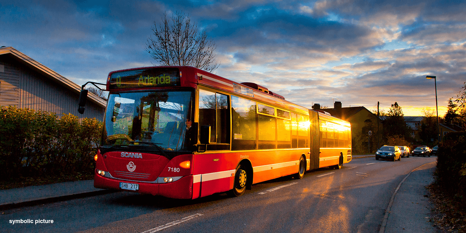 Sweden: DB Arriva wins €185M contract for electric buses