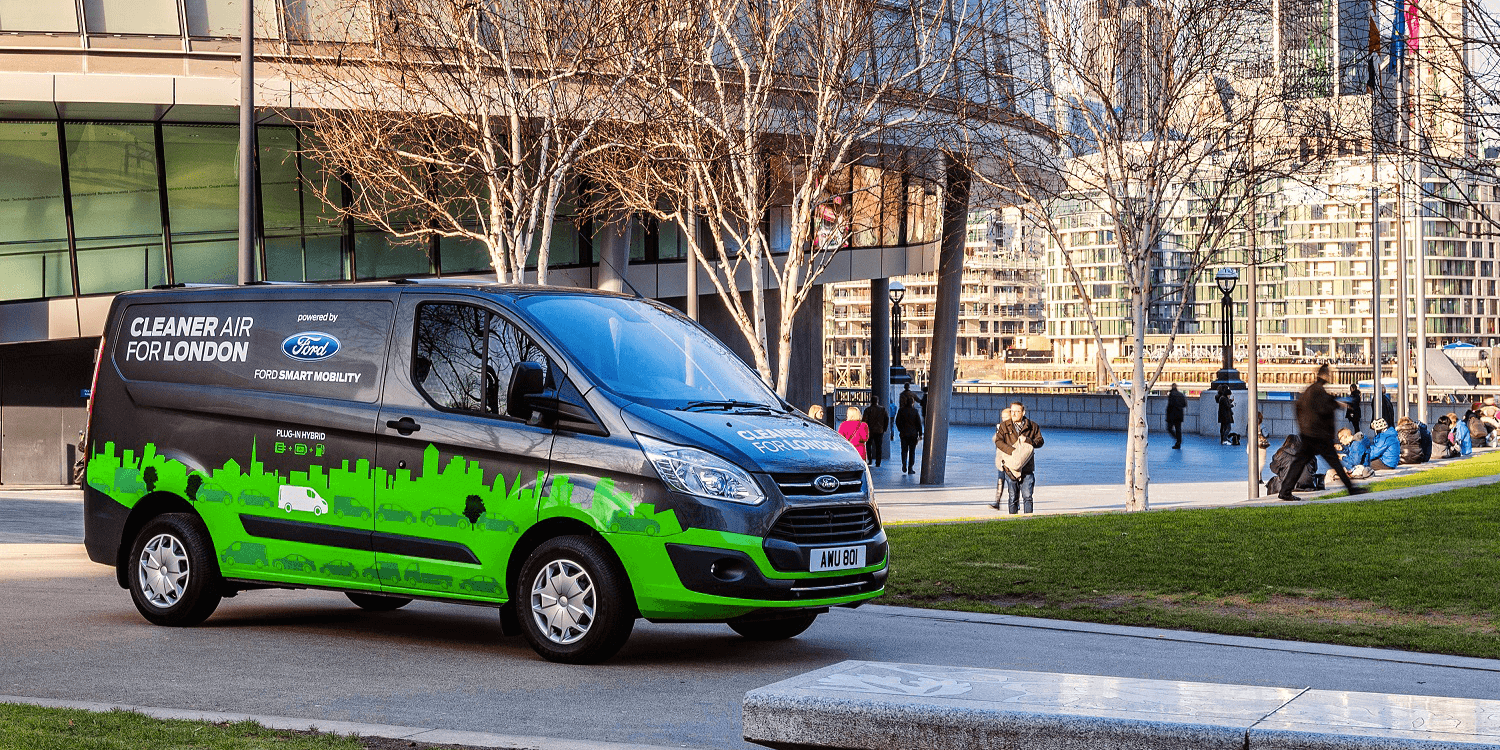 d2c91626b6 Ford expands trials with Transit Custom PHEV to Spain - electrive.com