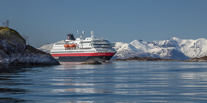 Hybrid cruise ships by Hurtigruten powered by Rolls-Royce ...