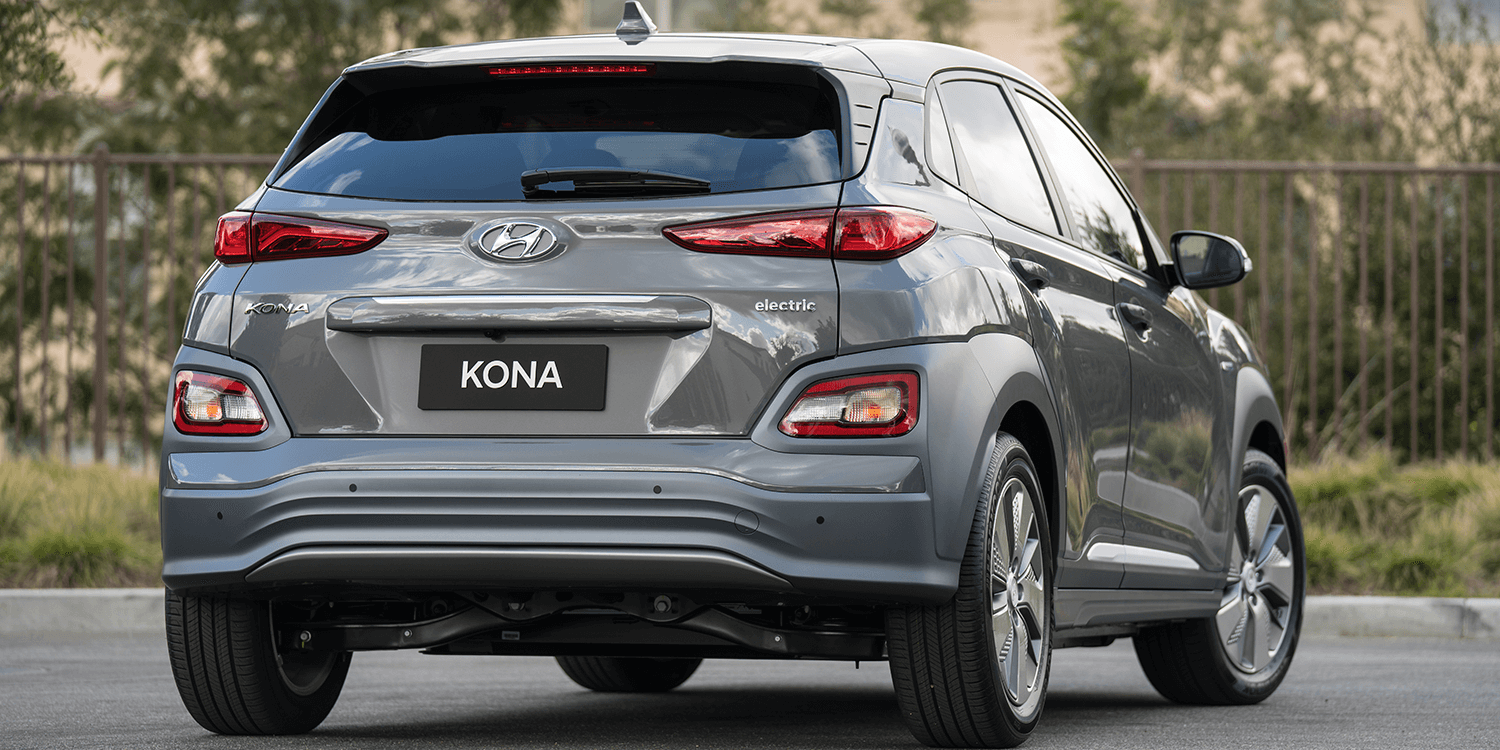 Hyundai Kona Electric Car Supply Running Low In Europe