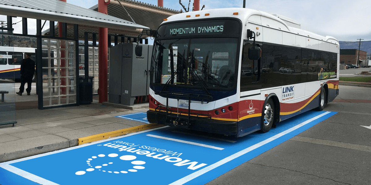 Inductive 200 kW charging system for buses ready - electrive com
