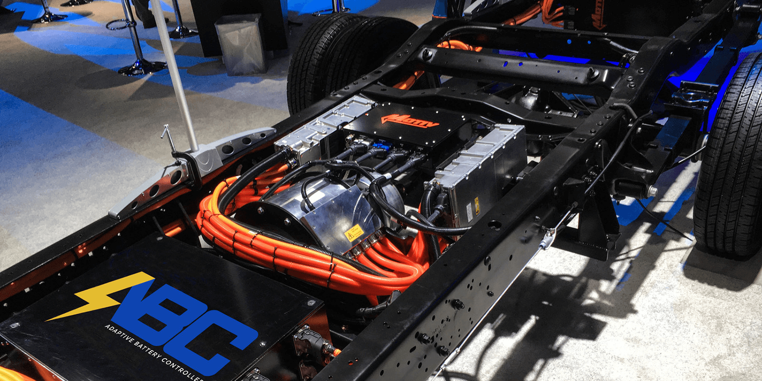 Bmw Supplies I3 Battery Packs To Motiv Power Systems Electrive Com