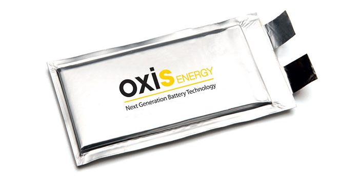 Li-S battery specialist Oxis finds new investors - electrive com