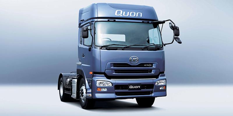 Ud Trucks Quon Symbolbild