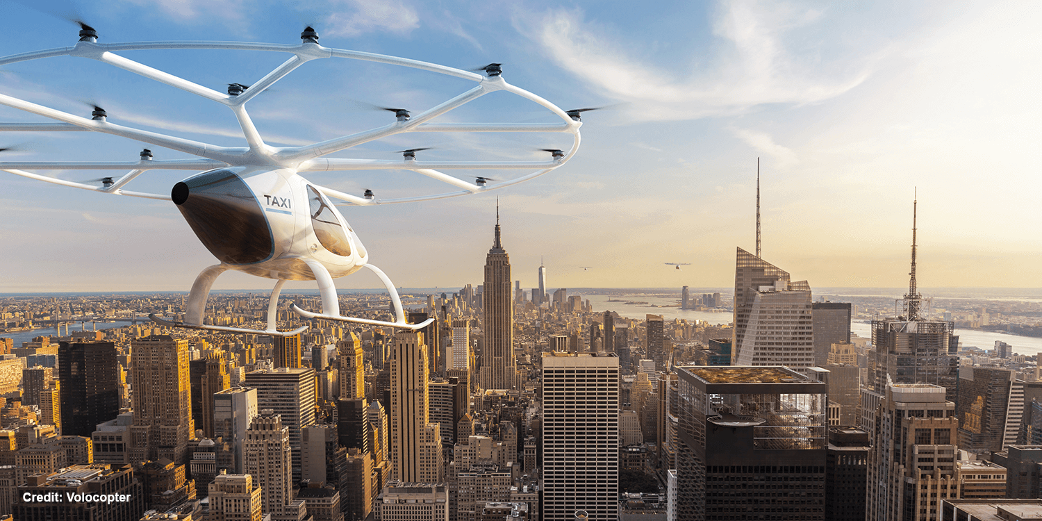 Volocopter plans Singapore test flights in 2019