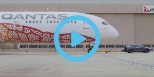 Quantas-Tesla-ModelX-Video