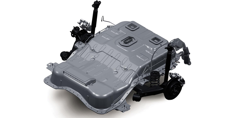 Hyundai Ioniq Elektro Batterie Battery
