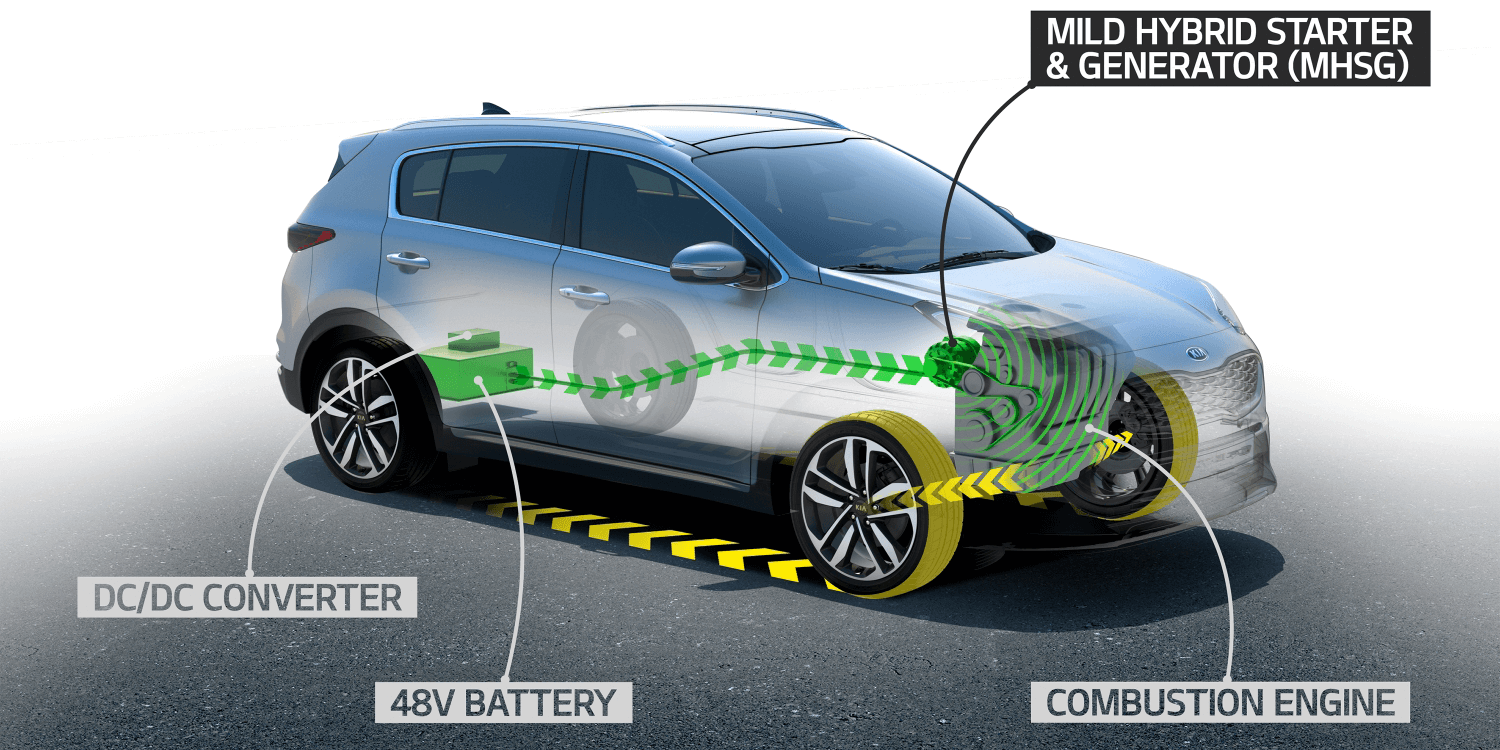 Kia to push first mild-hybrid system this year - electrive.com