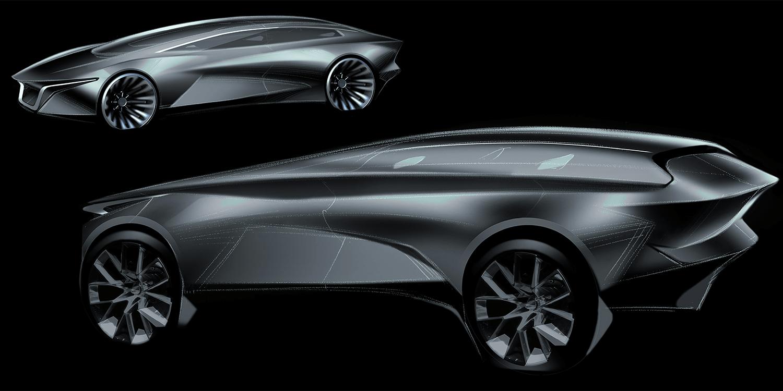 Aston Martin Teases First Lagonda Ev Electrive Com