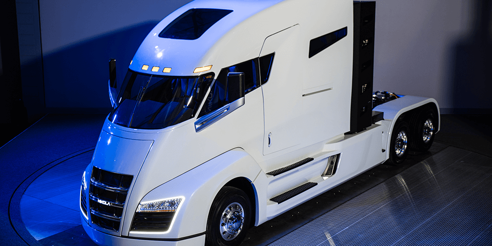 Nikola motor sues tesla over design patent violation for Nikola motors stock price