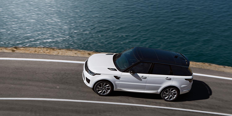 Jaguar Land Rover Range Sport Phev 2018