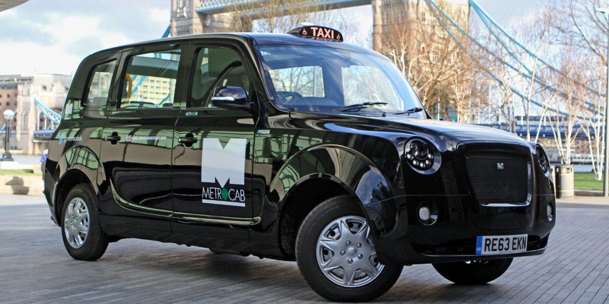 London Mayor announced black cab EV investment - electrive.com