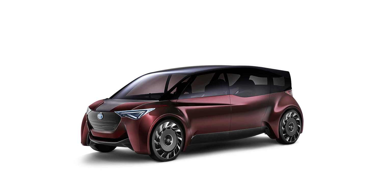Toyota H2 Tokyo Motor Show 2017 Fine Comfort