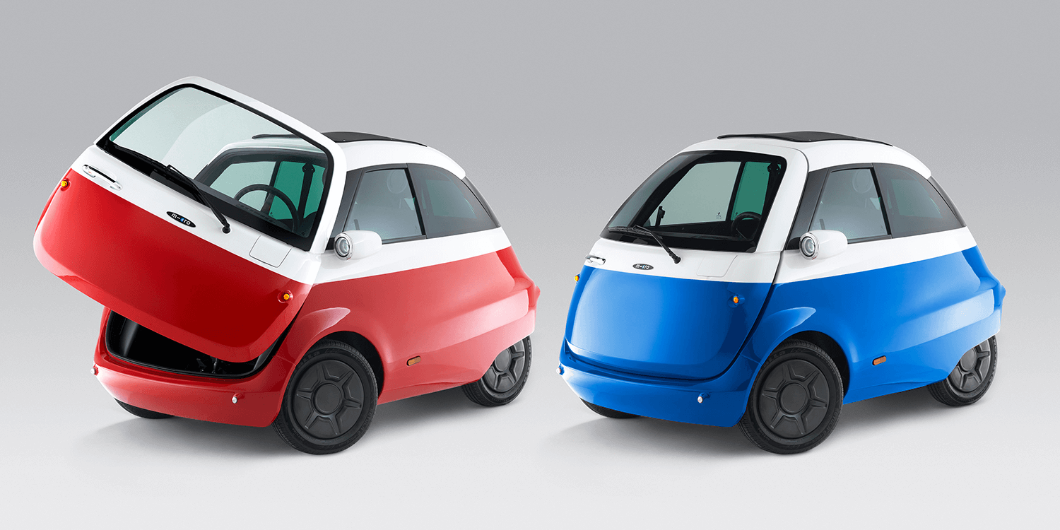 Electric Isetta remake Microlino homologated in Europe - electrive com