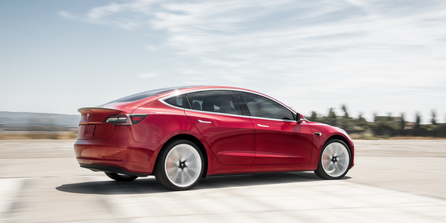 Tesla To Open Model 3 Orders In Uk This May Electrive Com