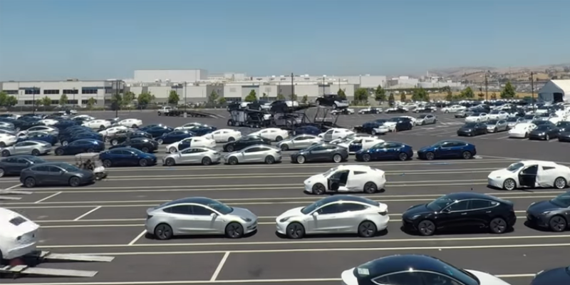 Tesla working to steady Model 3 output at 1,000/day