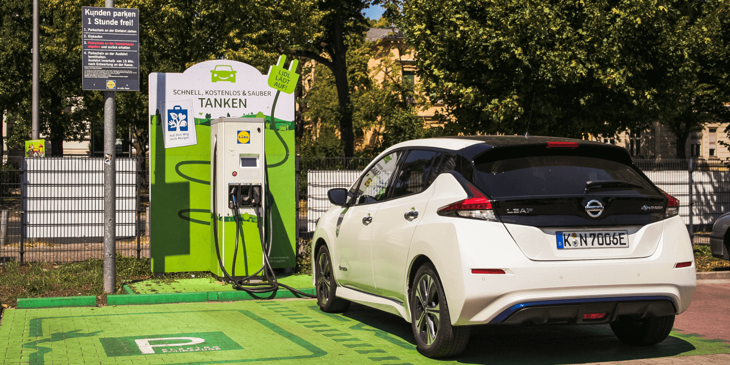 Nissan Leaf 2018 40 Kwh Daniel Boennighausen 9 The Irish Branch Of Lidl Will Install Electric Car Charging Stations