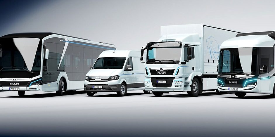 Man With A Van >> Man Presents Wide Ranging Electric Truck Portfolio Electrive Com