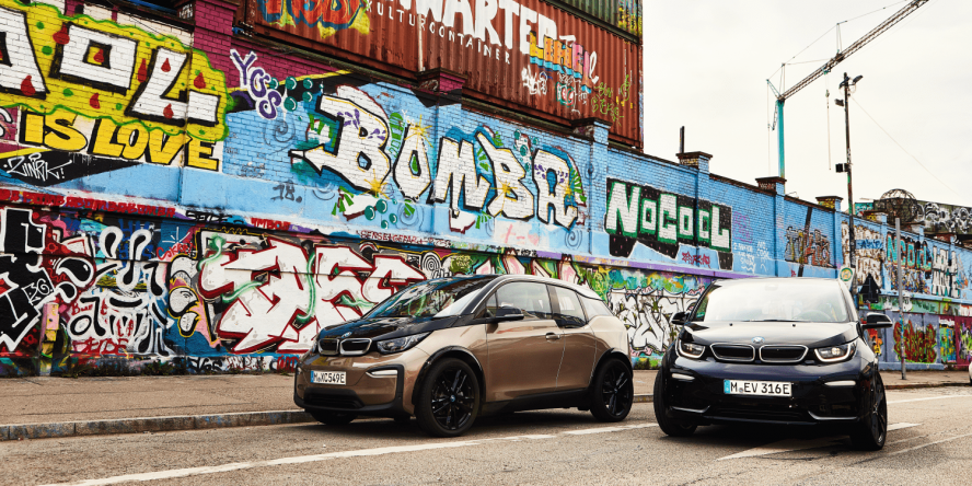 BMW i3 and i3s get a sizable bump in range