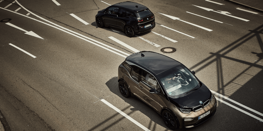The tweaked BMW i3 gets all the range