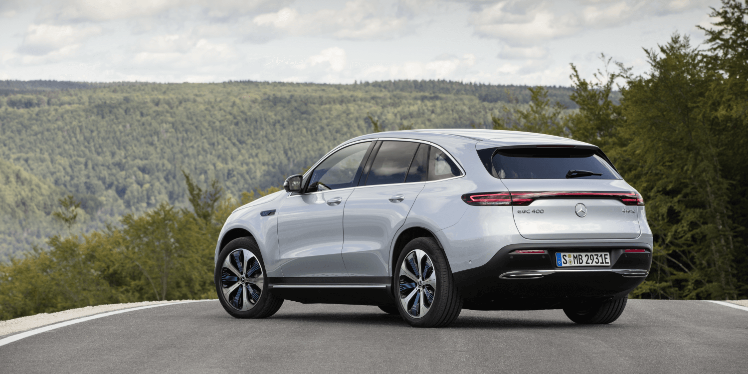 Eqc Suv Mercedes To Build 100 Electric Cars A Day