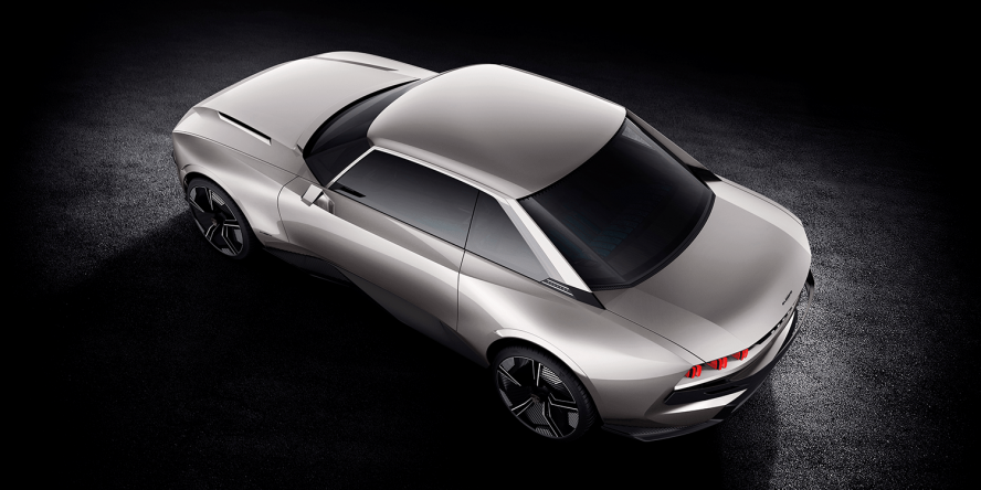 Peugeot Launches Electric Homage To The 504 Coupe Electrive Com