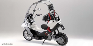 bmw-c1-concept-scooter-symbolic-picture