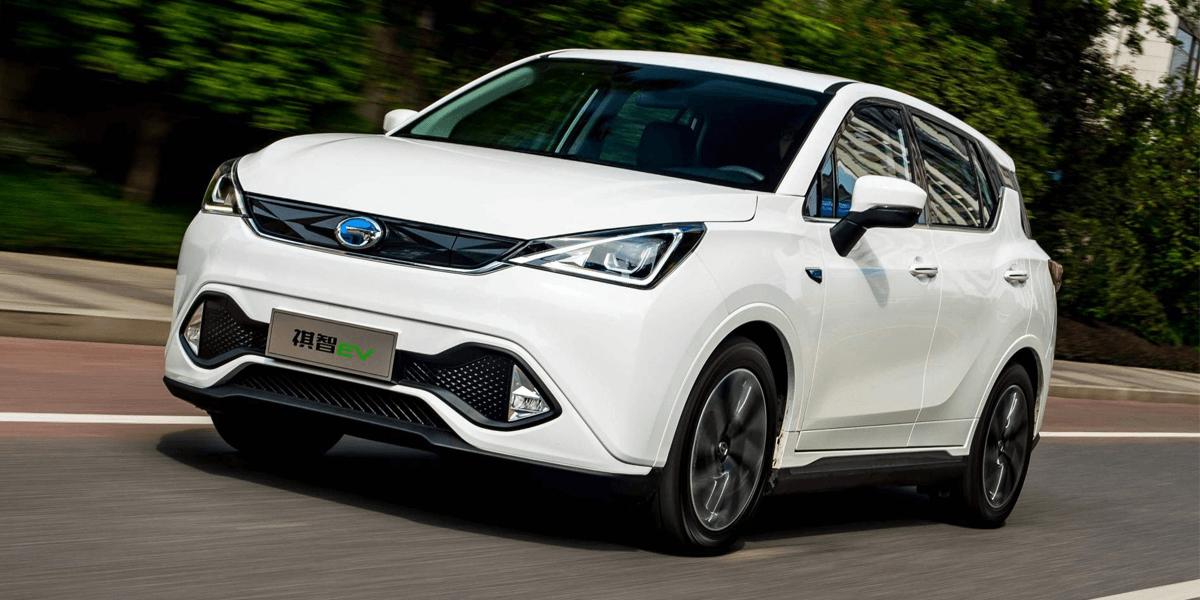 Gac Mitsubishi Eupheme Ev 2018 China