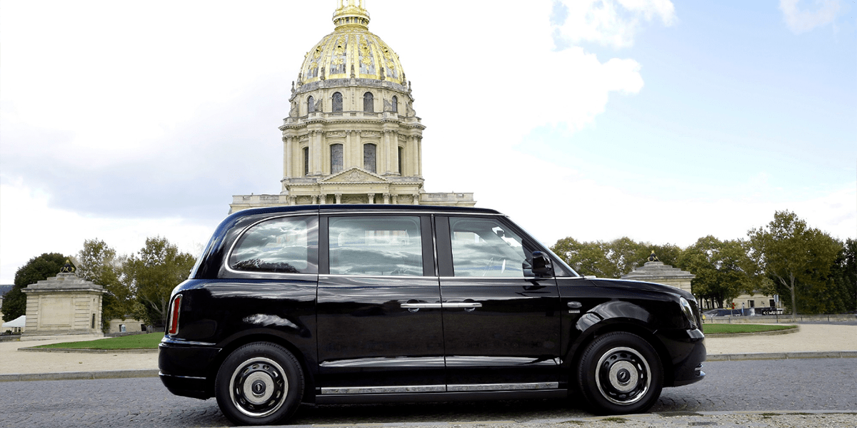 London Uber to charge electric taxi fee - electrive com