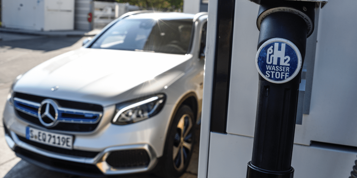 Mercedes Benz Glc F Cell 2018 Werstoff Hydrogen