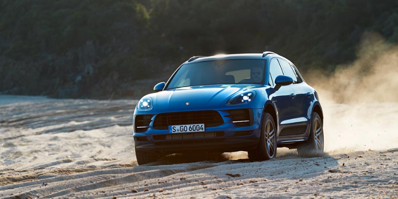 Porsche to release fully electric Macan SUV in 2022