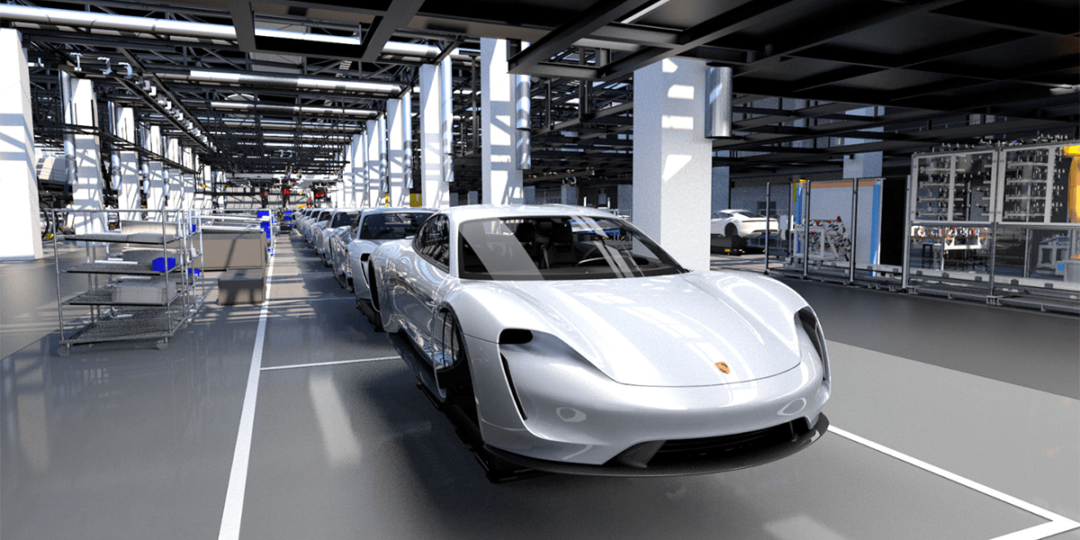Porsche collects loads of four-figure deposits for Taycan EV
