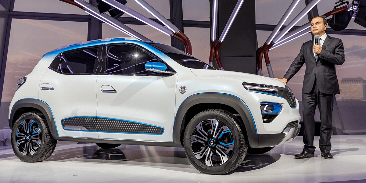 Renault Shows Off New Suv For China And Announces Three Hybrids