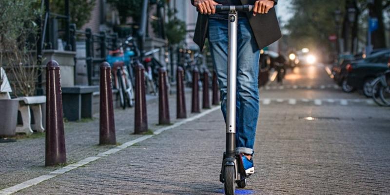 Daimler's MyTaxi launch first kick-scooter fleet in Lisbon