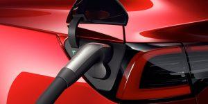Tesla-Model3-CCS-Port-Plug