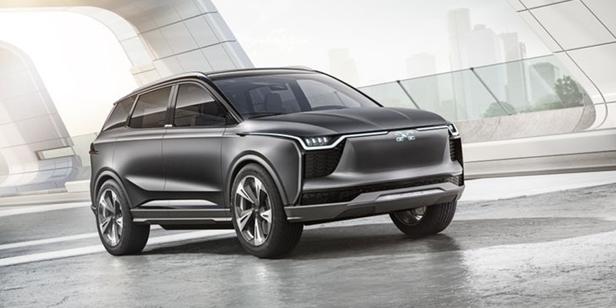 Aiways To Develop 25 000 Euro E Suv Electrive Com