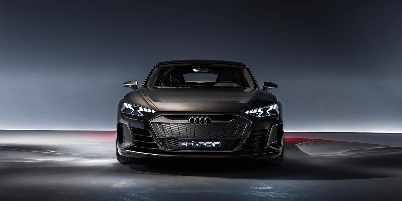 Audi E Tron Gt Concept Car La Auto