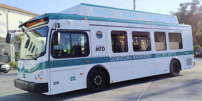 Santa Barbara to electrify public transit by 2030 ... on