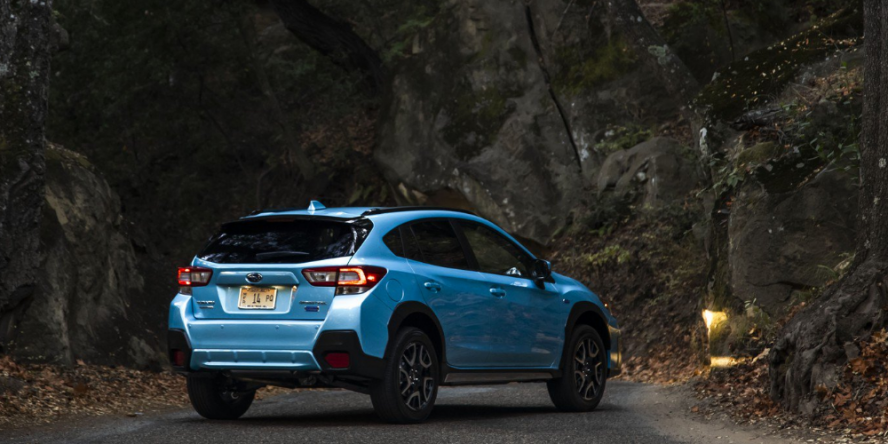Subaru launches first PHEV in the US (gallery) - electrive com