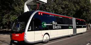 irizar-ie-tram-electric-bus-elektrobus-spanien-spain-barcelona