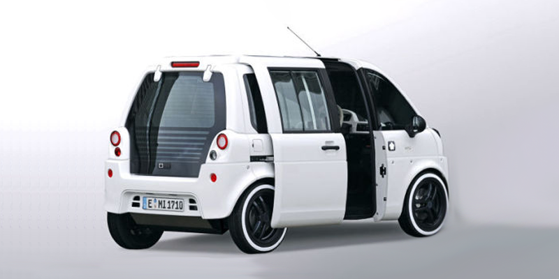 Mia Elektroauto Electric Car