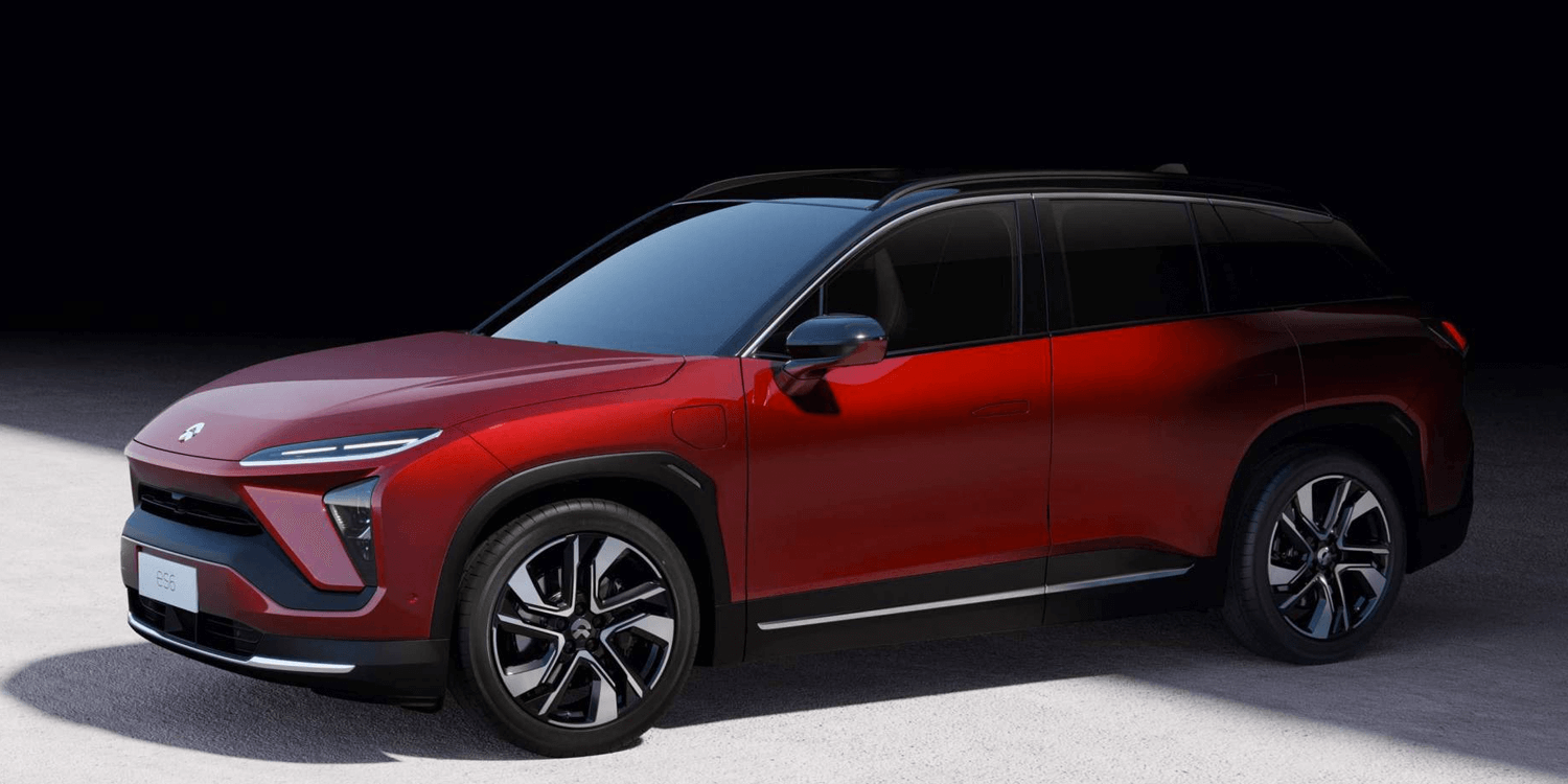 Nio unveils ES6 electric SUV, its third model